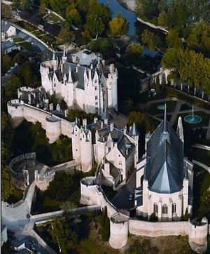 Château de Montreuil Bellay - Château de Ternay