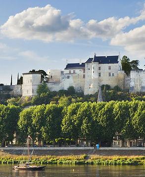 Forteresse de Chinon - Château de Ternay