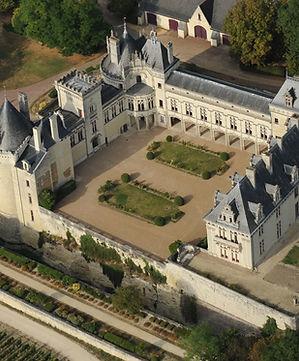 Château de Brézé - Château de Ternay