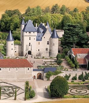 Château du Riveau - Château de Ternay
