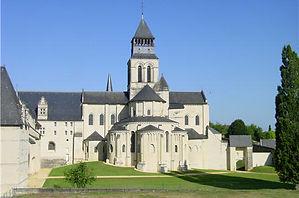 Abbaye de Fontevraud - Château de Ternay