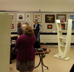 BSAA Art Gallery Gala 2015
