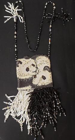 Kris Panda Bag with strap