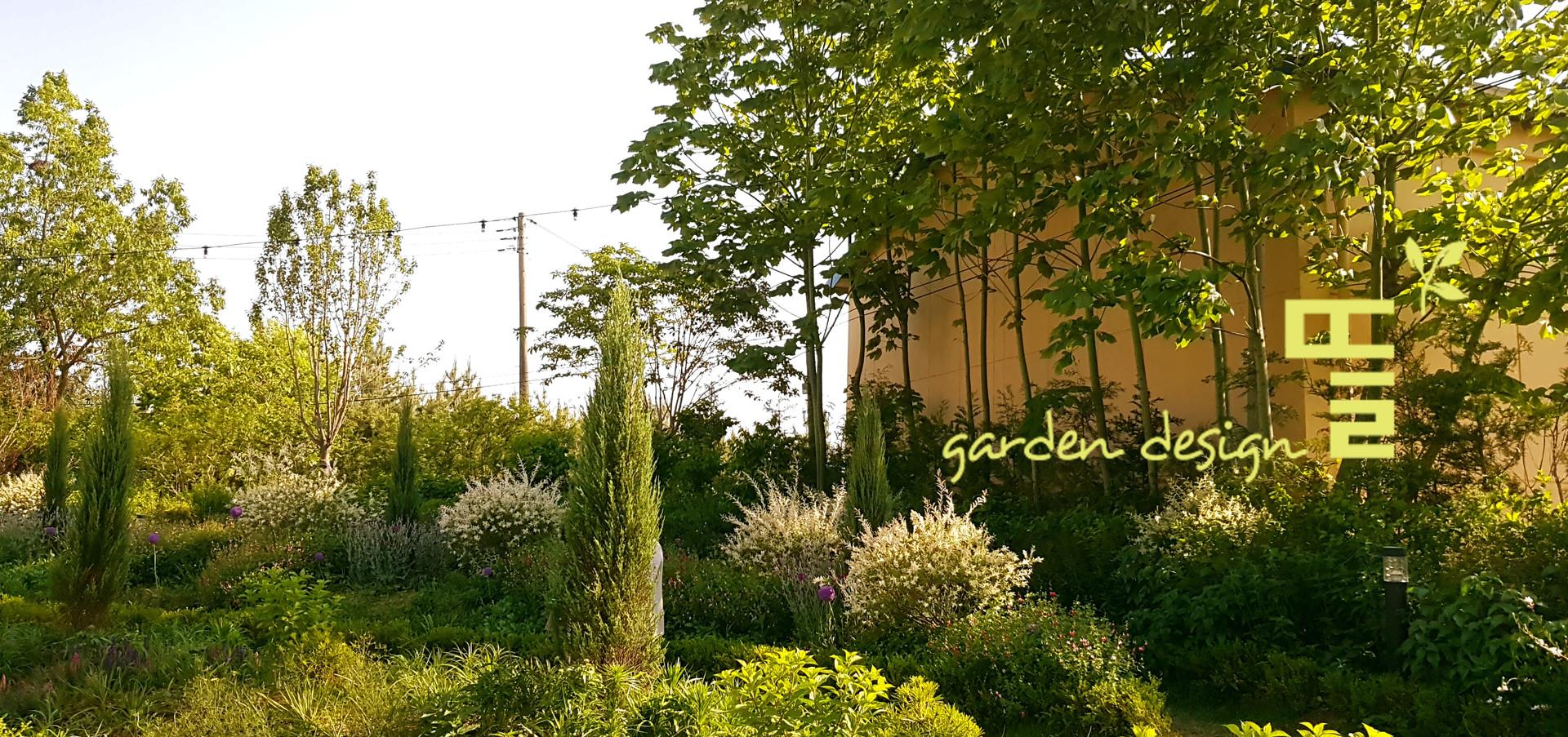 Garden cafe Rezerie
