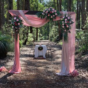 Blushing Bride $180