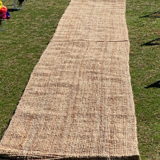 Hessian Runner $100