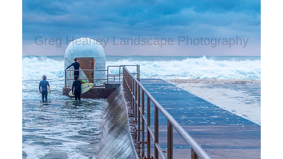 Welcome High Seas, Merewether