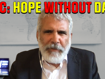 Exclusive! Dr  Robert Malone Calls Out CDC for Using Hope Rather Than Data