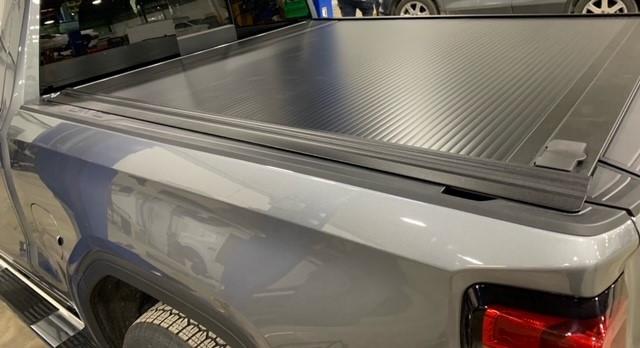 Retrax Retractable Bed Cover