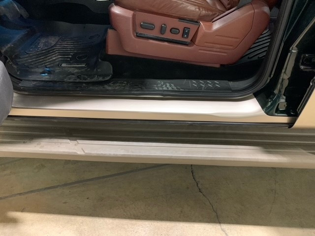 Slip On Rocker Panels & Cab Corners