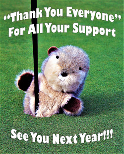 See You Next Year Gopher