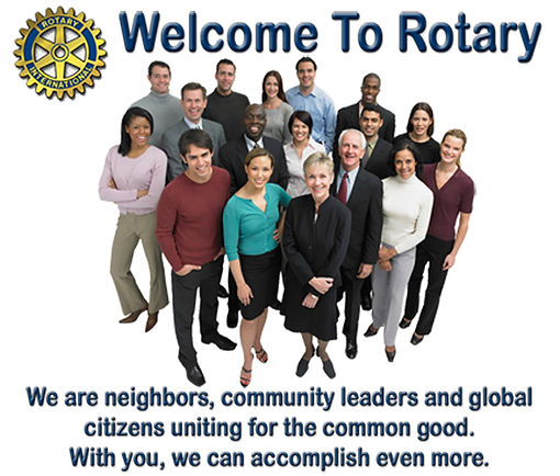 Rotary Professionals with saying Small.j