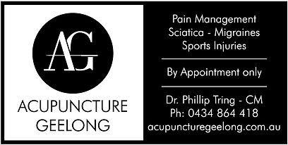 Acupuncture Geelong - Contact