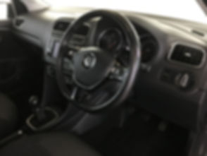 Interior-Hastings-Driving instructors-VW