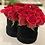 Thumbnail: Velvet Heart Box Dozen Rose(pinkbox-only)
