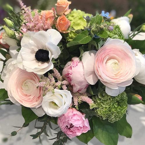 pastel arrangement #1