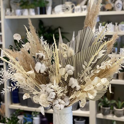 Dried flower arrangement -Large