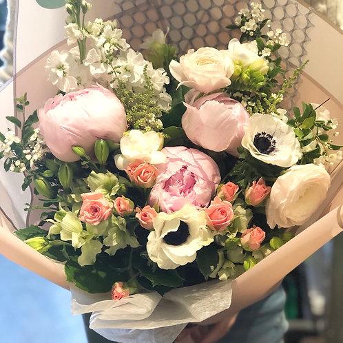 Peonies bouquet #5