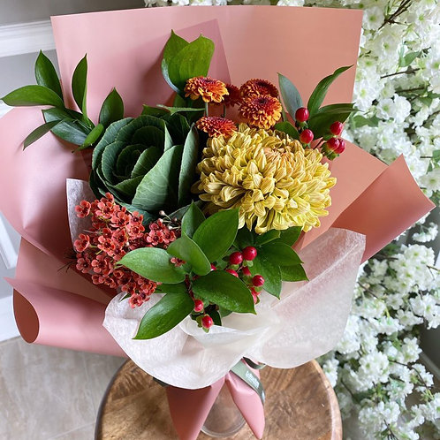 Fall bouquet #3