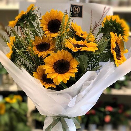 Sunflowers bouquet #2
