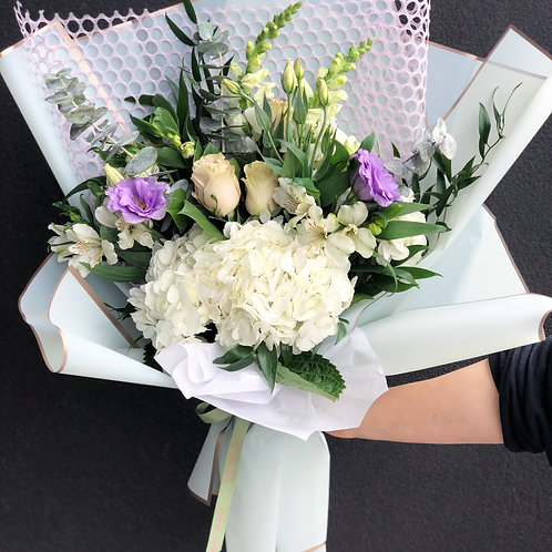 Soft color bouquet #2