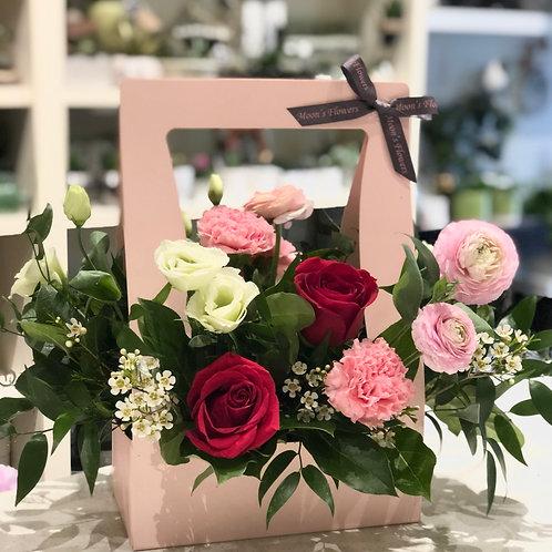 Flower carry bag #1
