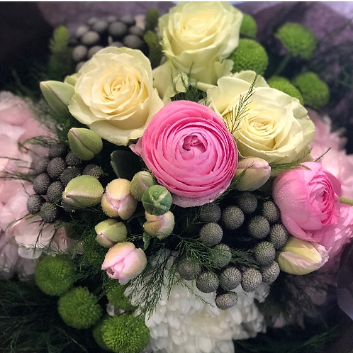 Pink bouquet # 1