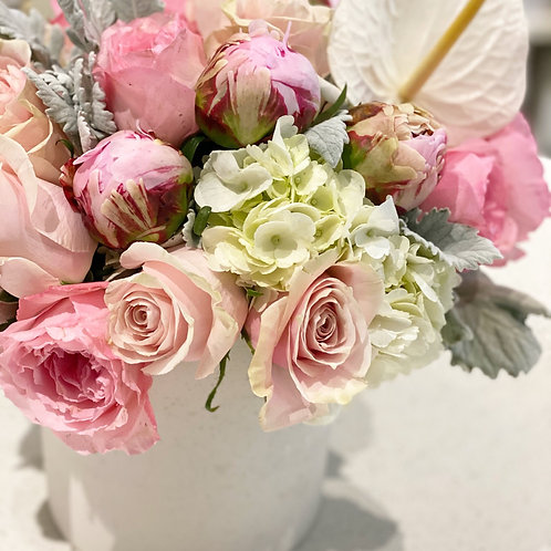 Princess arrangement