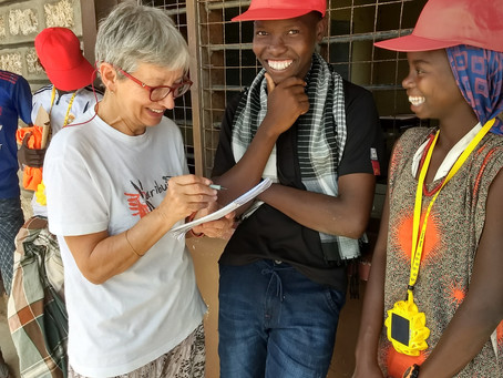 Karibujua: tecnologie nuove... per le stesse facce simpatiche!