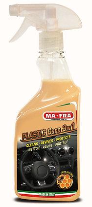Plastic Care 3 in 1 muovin hoitopesuaine