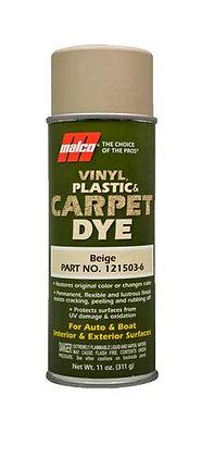 Malco Vinyl, Plastic & Carpet Dye