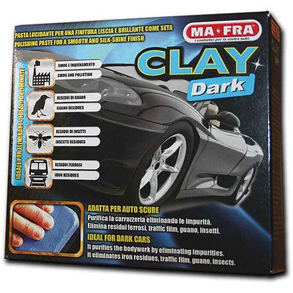 Puhdistussavi tummille autoille savetus