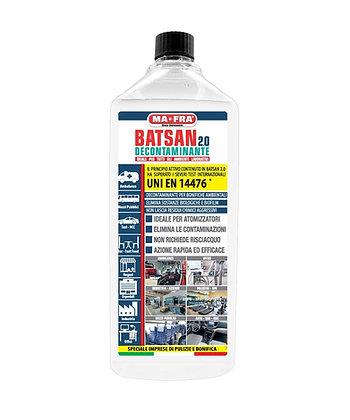 Desinfiointiainetiiviste Batsan 2.0 1000 ml