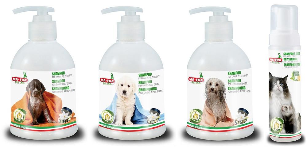petline shampoo koirille ja kissoille