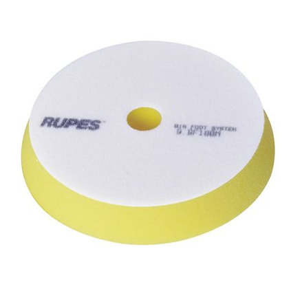 Rupes Velcro Yellow Foam Fine O150/180mm