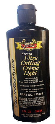 Ultra-Cutting Créme Light Keskikarkea hionta-aine 236ml