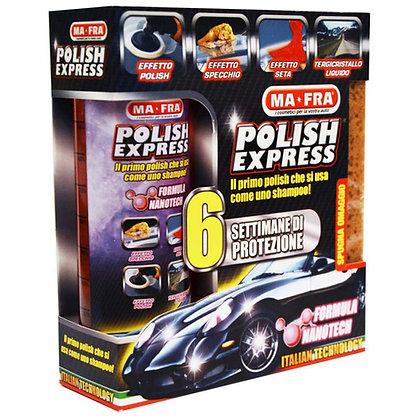 Polish Express Kit 250ml - Nanovahashampoosetti