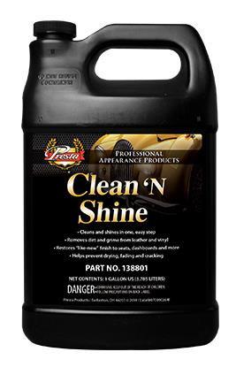 Clean & Shine - Puhdistava Samettipinnoite 1 gal
