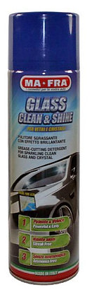 Glass Clean & Shine - Lasinpesuaerosoli