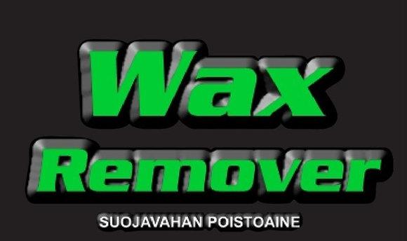 Wax Remover vahanpoistaja 1 gal
