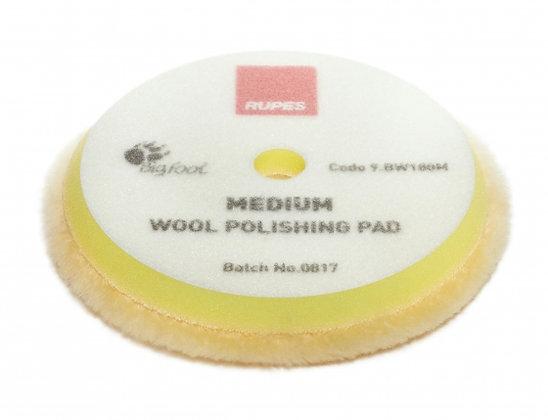 Villalaikka Rupes Wool Yellow O150/180 mm
