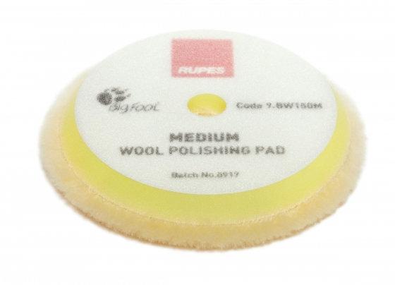 Villalaikka Rupes Wool Yellow O130/150M