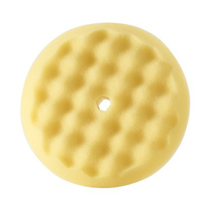 Foam Pad Yellow Waffel 2-side