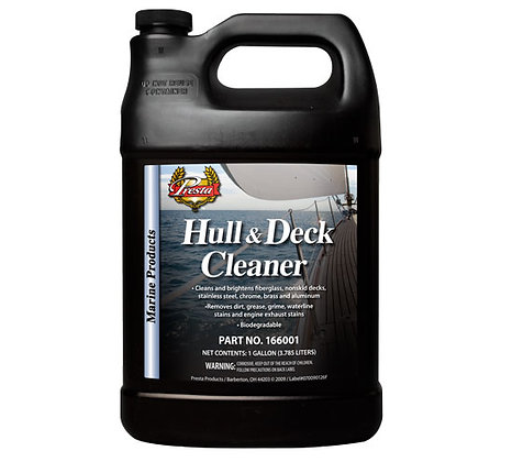 Hull & Deck Cleaner 1gal