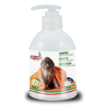 Shampoo lyhytkarvaisille koirille