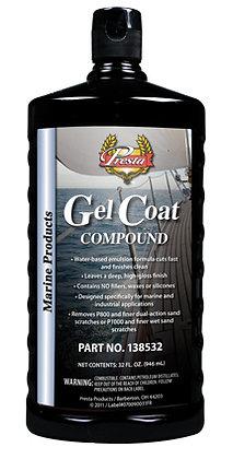 Gel Coat Compound 946ml