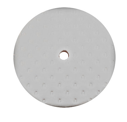 White Foam Super Soft Polish Pad 8,5""