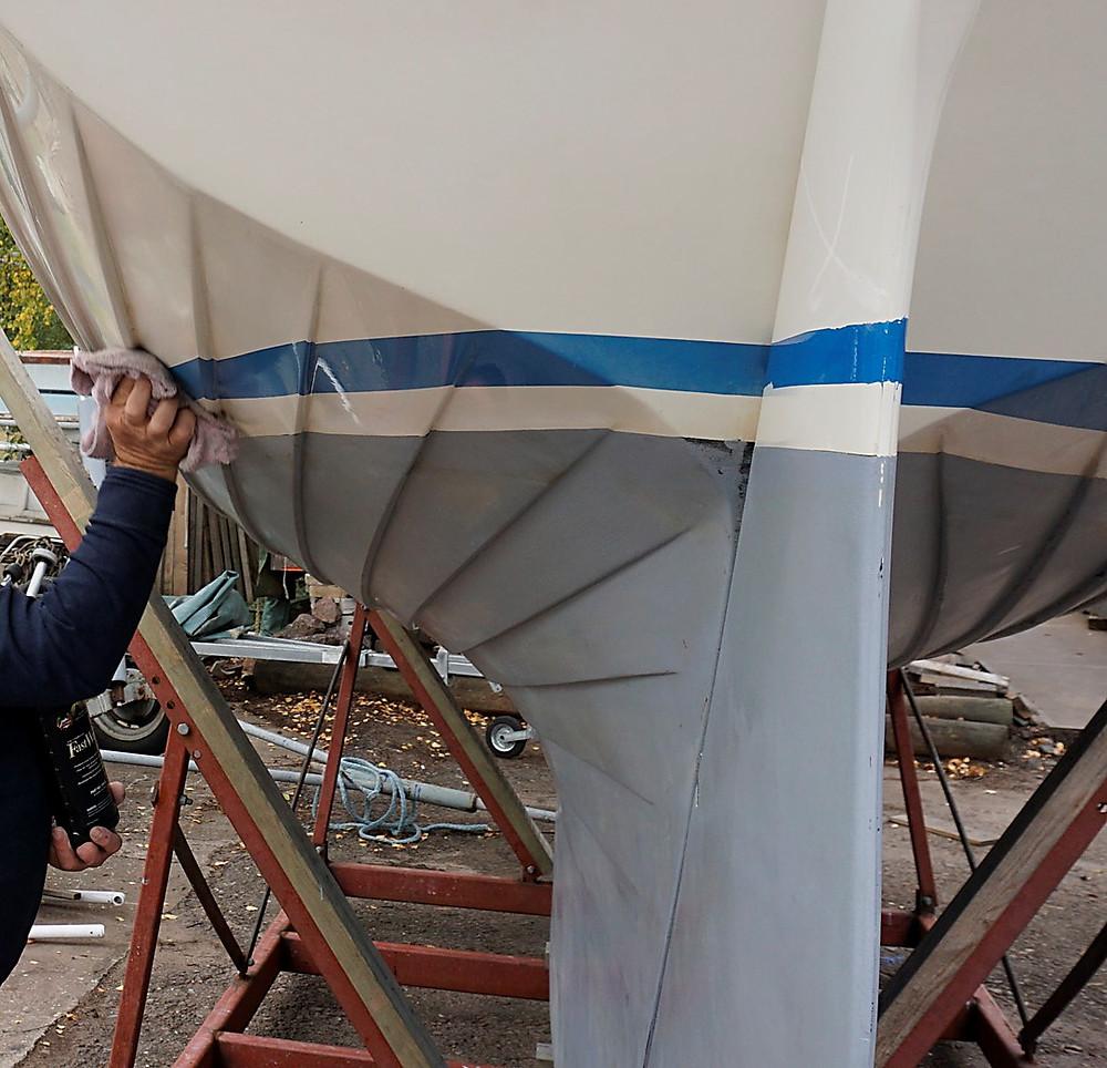 veneen vahaaminen vene veneenhoito