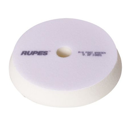 Rupes Velcro White Foam Ultra Fine O130/150 mm