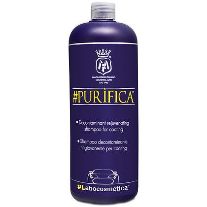 Purìfica Elvyttävä shampoo 1000 ml